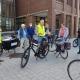 Treffen der Teilnehmer der Radplanungstour